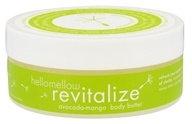 Hellomellow - Avocado-Mango Body Butter Revitalize - 4 oz.
