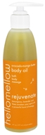 Hellomellow - Avocado-Mango Butter Body Oil Rejuvenate - 6 oz.