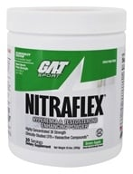 GAT - Nitraflex Hyperemia & Testosterone Enhancing PWD Original 30 Servings - 300 Grams Formerly German American Technologies