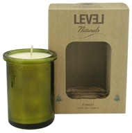 Level Naturals - Soy Candle Forest - 6 oz., from category: Aromatherapy