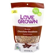 Image of Love Grown Foods - Oat Clusters Toasted Granola Cocoa Goodness - 12 oz.