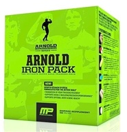 Image of Muscle Pharm - Arnold Schwarzenegger Series Arnold Iron Pack - 20 Pack(s)