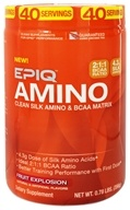 EPIQ - Amino Clean Silk Amino & BCAA Matrix Fruit Explosion - 0.78 lb. - $55.99