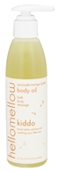 Hellomellow - Kiddo Avocado-Mango Butter Body Oil - 6 oz.