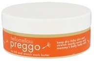 Hellomellow - Preggo No Itch and Stretch Mark Butter - 4 oz.