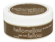 Image of Hellomellow - Fellow Hair Wax - 2 oz.