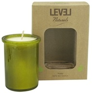 Level Naturals - Soy Candle Yuzu - 6 oz. by Level Naturals