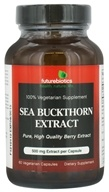 Image of Futurebiotics - Sea Buckthorn Extract 500 mg. - 60 Vegetarian Capsules