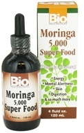Bio Nutrition - Moringa Superfood Liquid 500 mg. - 4 oz. - $10.48