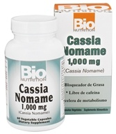 Bio Nutrition - Cassia Nomame 1000 mg. - 60 Vegetarian Capsules by Bio Nutrition