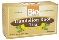 Image of Bio Nutrition - Dandelion Root Tea - 30 Tea Bags