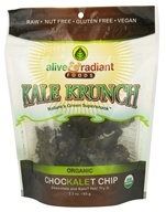 Alive & Radiant Foods - Kale Krunch Chockalet Chip - 2.2 oz. by Alive & Radiant Foods
