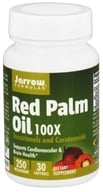 Jarrow Formulas - Red Palm Oil 250 mg. - 30 Softgels (790011120339)