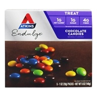 Atkins Nutritionals Inc. - Endulge Chocolate Candies - 5 Pack(s) (637480075558)