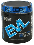 EVL Nutrition - RE-BLD Post Workout Rebuild 30 Servings Blue Raz - 9.8 oz. (852665240587)
