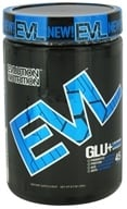 EVL Nutrition - GLU+ Enhanced Glutamine 45 Servings Unflavored - 8.3 oz. (852665240631)