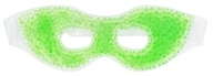 Soothera - Thermal Gel Beads Hot & Cold Therapy Eye Mask Bright Green