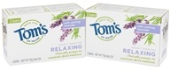 Tom's of Maine - Natural Beauty Bar Relaxing - 2 Bars x 4 oz. (077326830321)