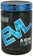 Image of EVL Nutrition - A-10 Amino Matrix 30 Servings Blue Raz - 13.2 oz.