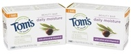 Tom's of Maine - Natural Beauty Bar Daily Moisture - 2 Bars x 4 oz. (077326830352)
