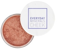 Everyday Minerals - Cheek Blush Rhapsody In Peach - 0.17 oz.