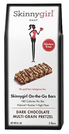 Skinnygirl - On The Go Dark Chocolate Bars Multi-Grain Pretzel - 5 Bars by Skinnygirl