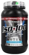 Dymatize Nutrition - ISO 100 100% Hydrolyzed Whey Protein Isolate Vanilla Cream - 1.6 lbs. - $27.89