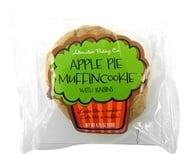 Alternative Baking Company - Muffin Cookie Apple Pie with Raisins - 4.25 oz.
