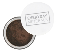 Everyday Minerals - Eyeliner/Brow Color Dark Brown - 0.06 oz. - $7.99