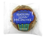 Alternative Baking Company - Muffin Cookie Blueberry Lemon - 4.25 oz., from category: Health Foods