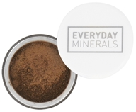 Everyday Minerals - Eye Shadow Shimmer Eyes Midnight Mystery - 0.06 oz.