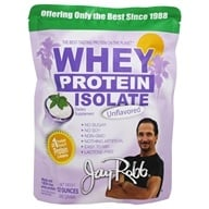 Jay Robb - Whey Protein Isolate Unflavored - 12 oz. (603907004500)