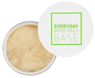 Everyday Minerals - Semi Matte Base Fair Medium - 0.17 oz.