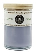 Terra Essential Scents - Massage & Aromatherapy Soy Candle Chamomile, Lavender & Tea Tree - 2.5 oz. by Terra Essential Scents