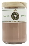 Terra Essential Scents - Massage & Aromatherapy Soy Candle Coffee - 2.5 oz.