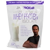 Jay Robb - Whey Protein Isolate Unflavored - 24 oz. (603907004524)