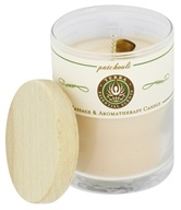 Terra Essential Scents - Massage & Aromatherapy Soy Candle Patchouli - 2.5 oz.