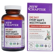 New Chapter - Every Man's One Daily - 96 Tablets, from category: Vitamins & Minerals