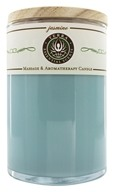 Terra Essential Scents - Massage & Aromatherapy Soy Candle Jasmine - 12 oz.