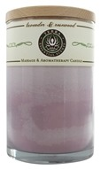 Terra Essential Scents - Massage & Aromatherapy Soy Candle Lavender & Rosewood - 12 oz., from category: Aromatherapy