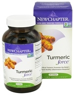 New Chapter - Turmericforce - 120 Softgels
