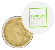Everyday Minerals - Semi Matte Base Light Neutral - 0.17 oz.