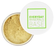 Everyday Minerals - Semi Matte Base Golden Medium - 0.17 oz. by Everyday Minerals