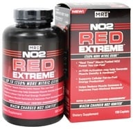Image of MRI: Medical Research Institute - NO2 Red Extreme - 150 Caplets LUCKY PRICE