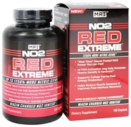 MRI: Medical Research Institute - NO2 Red Extreme - 150 Caplets LUCKY PRICE, from category: Sports Nutrition