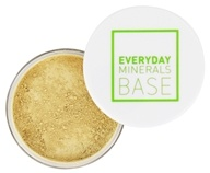 Everyday Minerals - Semi Matte Base Light Olive - 0.17 oz.