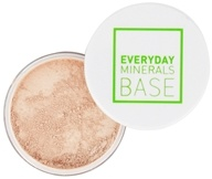 Everyday Minerals - Matte Base Fairly Light - 0.17 oz. (610098993780)