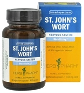 Herb Pharm - St. John's Wort 460 mg. - 60 Vegetarian Capsules by Herb Pharm