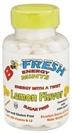 B Fresh - Breath Freshening Sugar Free Mints Lemon - 150 Mint(s), from category: Health Foods