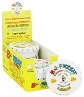 B Fresh - Breath Freshening Sugar Free Mints Lemon - 25 Piece(s) - $2.45